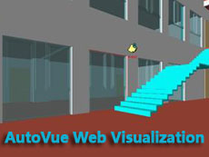 AutoVue Web Visualization