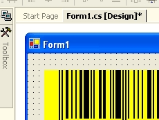 Barcode .NET Control Combo