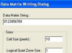 DataMatrix ActiveX