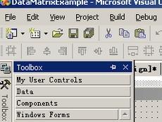DataMatrix .NET control