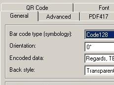 1D Barcode Win32 DLL