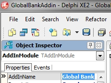 Add-in Express for Office and Delphi VCL