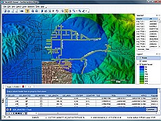 world map data set