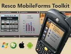 Resco MobileForms Toolkit