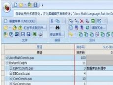 Acro Multi-Language Suite for C# WinForm