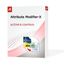 Attribute Modifier ActiveX Control