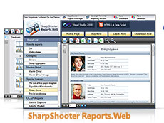 SharpShooter Reports.Web授权购买