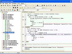 EControl Syntax Editor SDK