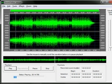 Audio Sound Editor for .NET