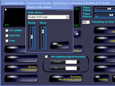 Active Sound Studio授权购买