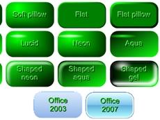 3D Button Suite