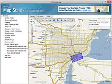 Map Suite WPF Desktop Edition