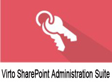 Virto SharePoint Administration Suite