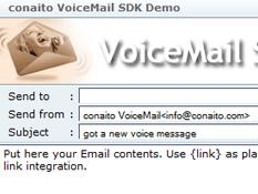 VoiceMail SDK