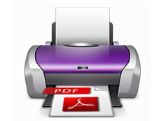 PDFcamp Printer