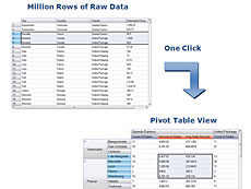 OLAP Pivot Table for Windows Forms