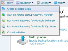 Acronis Backup & Recovery Server for Linux