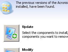 Acronis Backup Advanced 套装