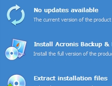 Acronis Backup & Recovery 11 Virtual Edition