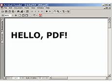 HTML2PDF-X Pilot