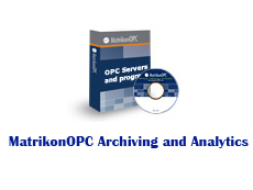 MatrikonOPC Archiving and Analytics Suite