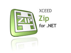 Xceed Zip for .NET