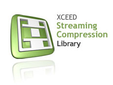 Xceed Streaming Compression Library