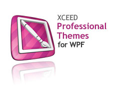 Xceed Pro Themes for WPF授权购买